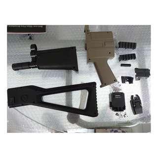 nerf stryfe mp4 body kits