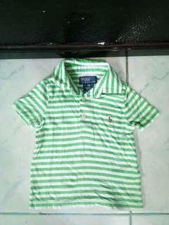 Preloved Calvin Klein Baby Polo Shirt