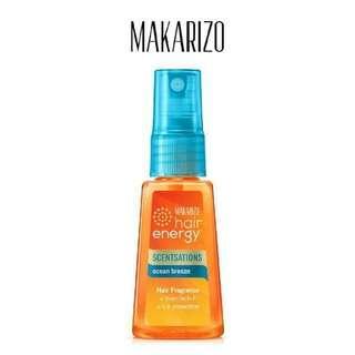 Makarizo hair energy ocean breeze 30ml SEGER BAUNYA MURAHHH