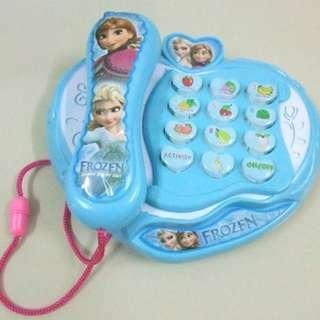 Frozen Mobile baby Music Phone