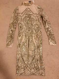 Fashion Nova Calcy Dress BNWT