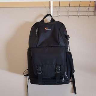 Lowepro fastpack BP 250 AW version 2 Camera Bag Canon Nikon Fuji DSLR