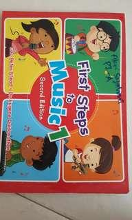 P1 First Steps to Music (Pioneer Primary)