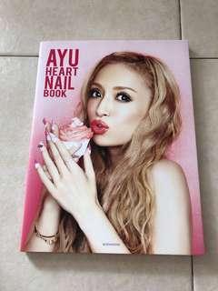 Ayu Heart Nail Book