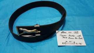 Jaguar Bucker with Pvc belt