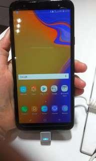 Credit Samsung galaxy A7