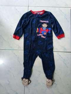 Preloved Baby Overall Suit