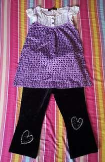 Toddler Top and Leggings