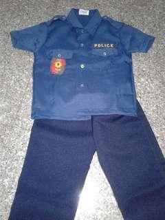 Policeman Career / Community  Helper Costume