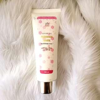 Radiance White Hand and Body Cream