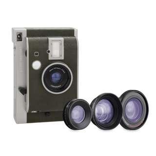 Lomo Instant & 3 Lenses- Oxford