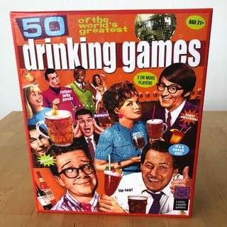 DRINKING GAMES - 50 of the world's greatest drinking games
