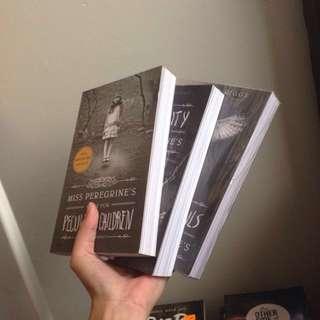 Miss Peregrine's Series