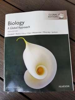 Biology - A Global Approach 10th edition