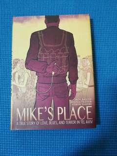 Mike's Place, by Jack Baxter,Joshua Faudem, Koren Shadmi