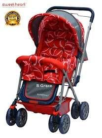 Baby Stroller Facing Parents