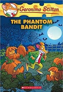 (BN) Geronimo Stilton #70 The Phantom Bandit