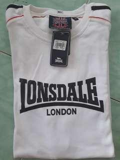 Lonsdale NOS Tshirt Made In UK