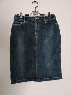 DS#160 - Denim Skirt