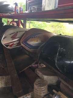 Honda CB400 Tangki