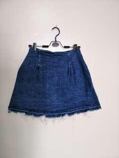 DS#167 - Denim Skirt