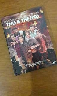 DVD Original - This Is The End