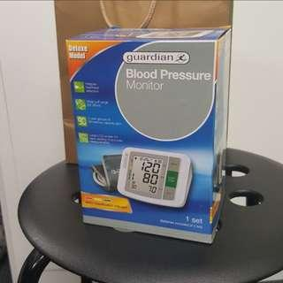 🚚 [NEW] Guardian Blood Pressure Monitor - DELUXE Model