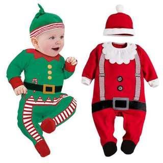 Infant Xmas Costume