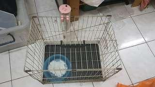 Sangkar Kucing / cat cage set