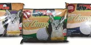 Tom and Pus Clumping Cat Litter