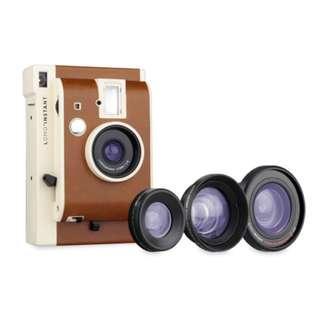 Lomo Instant & 3 Lenses- Sanremo