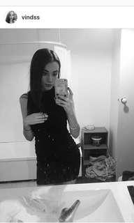 Black dress! Size 8