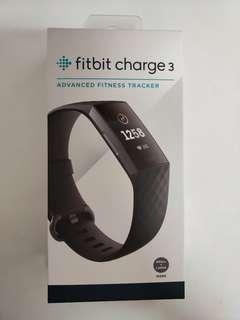 *New and Seal* Fitbit Charge 3