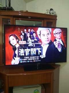"""三星46""""SMART TV 放睡房小用,請用中文提問。謝謝!"""