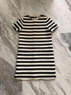 Kate Spade Strip cotton dress