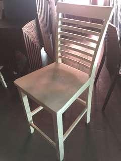 White Chair Ikea