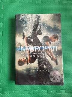 (English) Insurgent from divergent trilogy