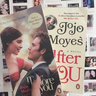 ENGLISH TAKE ALL ME BEFORE YOU AFTER YOU