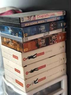 Chuck DVD set