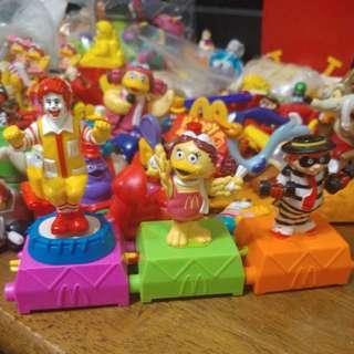 開心樂園餐玩具