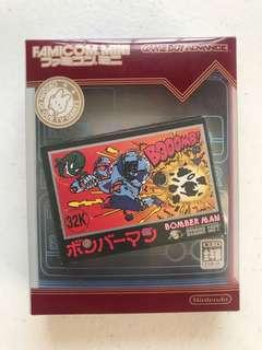 Bomberman Famicom mini Japan Gameboy Advance