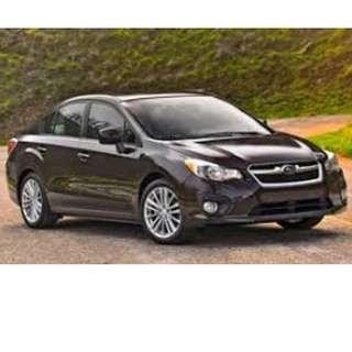 Subaru Impreza - CHEAP, FUEL EFFICIENT CAR FOR GRAB DRIVER. HOT PROMO. CALL NOW. ALVIN 96906852