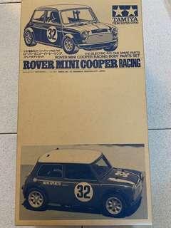 Tamiya Mini Cooper 1/10 車殻