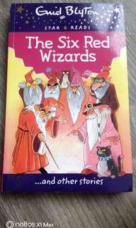 Enid Blyton The Six Red Wizard