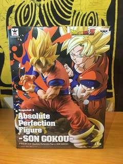 【DRAGONBALL Z】日本正版全新未拆盒 Dragonball 龍珠Z 悟空 Son Gokou Figure