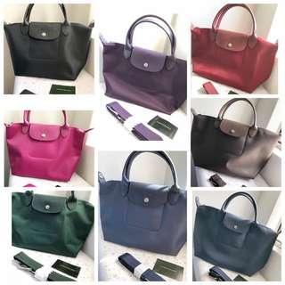 Longchamp Neo Bags ‼️ Free Twillies ‼️✨