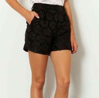 🌸Topshop Floral Shorts