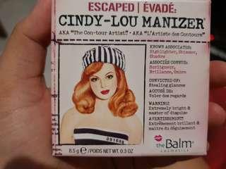 The balm cindy lou