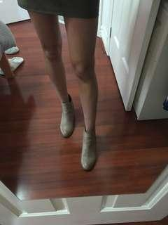 Midas Tan Boots 39