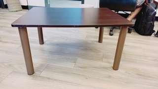 🚚 【#半價居家拍賣會】二手 日式風格和室桌,市價$690,長80寬40高60公分
